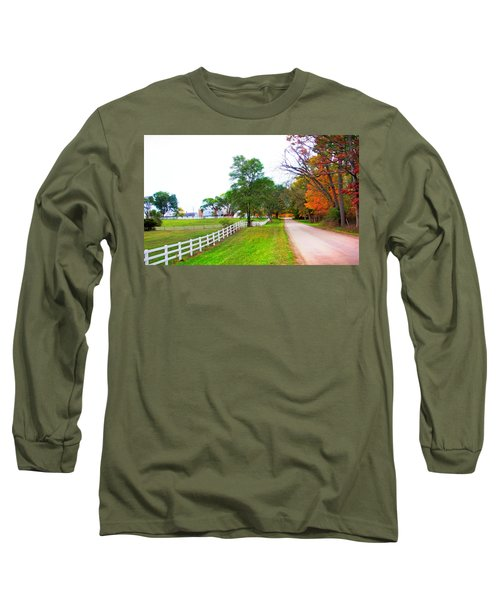 Quintessence Of Autumn Long Sleeve T-Shirt