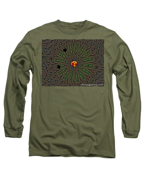 Race For Time In A Space Long Sleeve T-Shirt