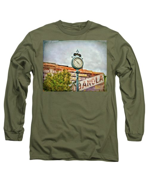 Radford Virginia - Time For A Visit Long Sleeve T-Shirt