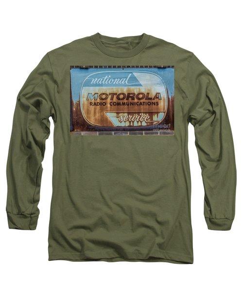 Radio Communications Long Sleeve T-Shirt