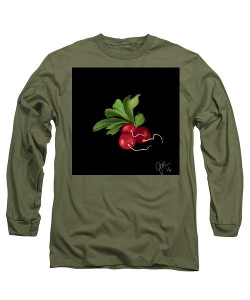 Radishes Long Sleeve T-Shirt