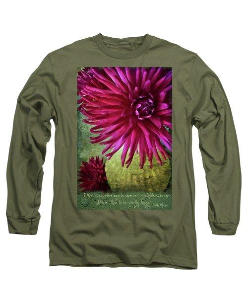Rai Love Long Sleeve T-Shirt