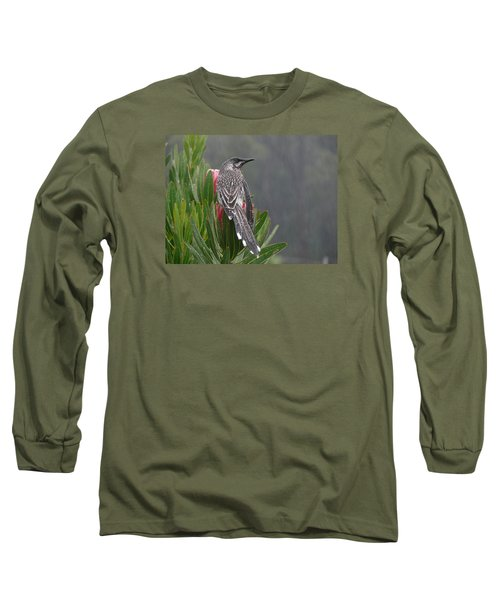 Rainbird Long Sleeve T-Shirt by Evelyn Tambour