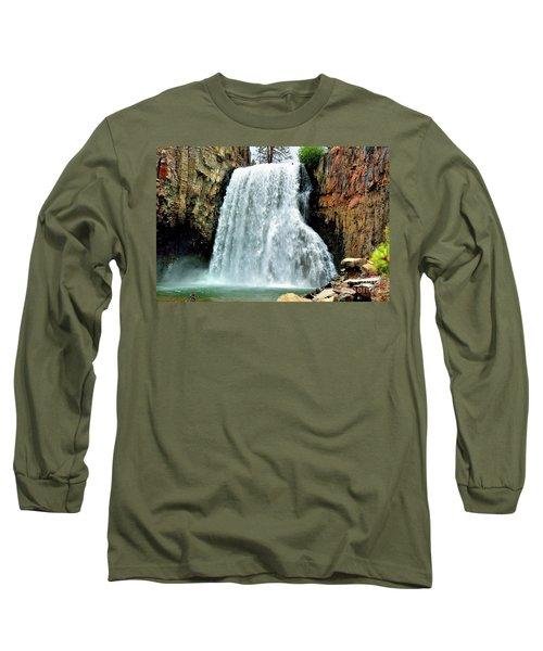 Rainbow Falls 16 Long Sleeve T-Shirt