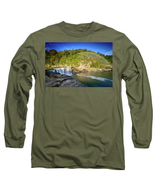 Rainbow Falls Long Sleeve T-Shirt