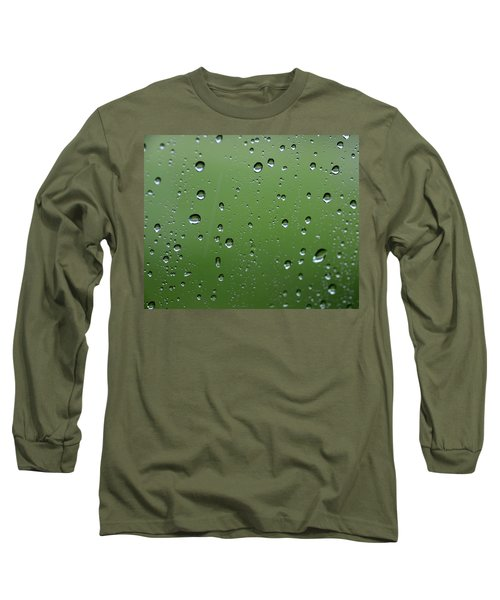 Raindrops  2 Long Sleeve T-Shirt