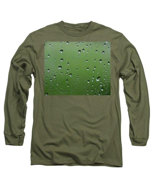 Raindrops  2 Long Sleeve T-Shirt