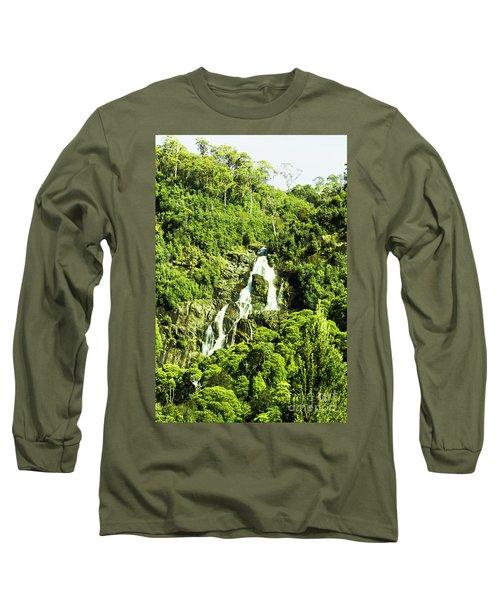 Rainforest Rapids Long Sleeve T-Shirt