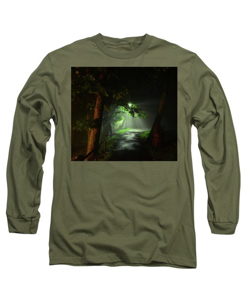 Rainy Night Long Sleeve T-Shirt