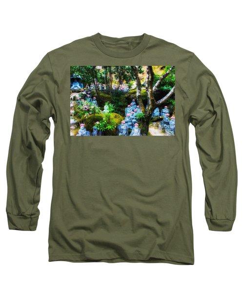 Rakan Long Sleeve T-Shirt