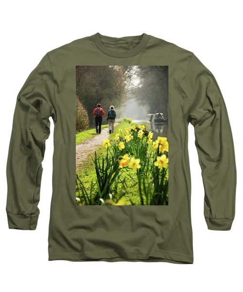 Rambling On Long Sleeve T-Shirt