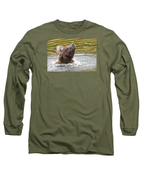 Rambo Bear Long Sleeve T-Shirt