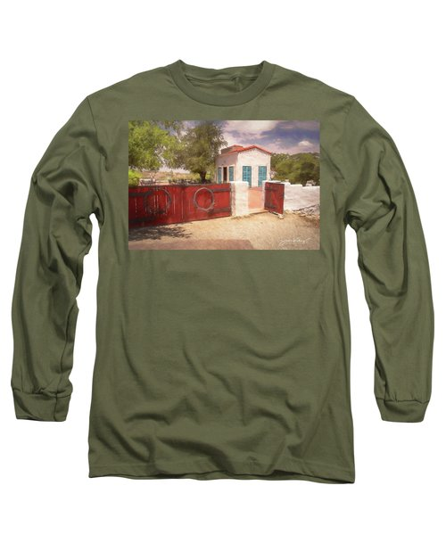Ranch Family Homestead Long Sleeve T-Shirt