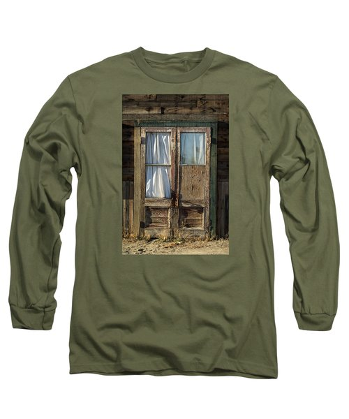 Randsburg Door No. 1 Long Sleeve T-Shirt