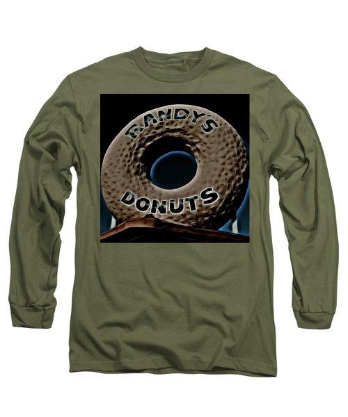 Randy's Donuts - 13 Long Sleeve T-Shirt