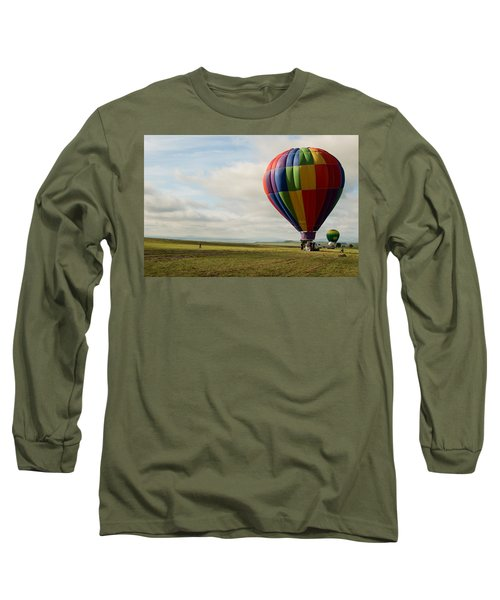 Raton Balloon Festival Long Sleeve T-Shirt