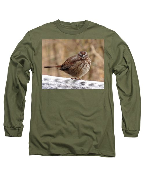 Rats ......it's Monday Morning Long Sleeve T-Shirt