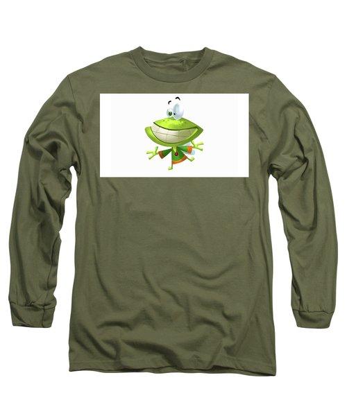 Rayman Legends Long Sleeve T-Shirt