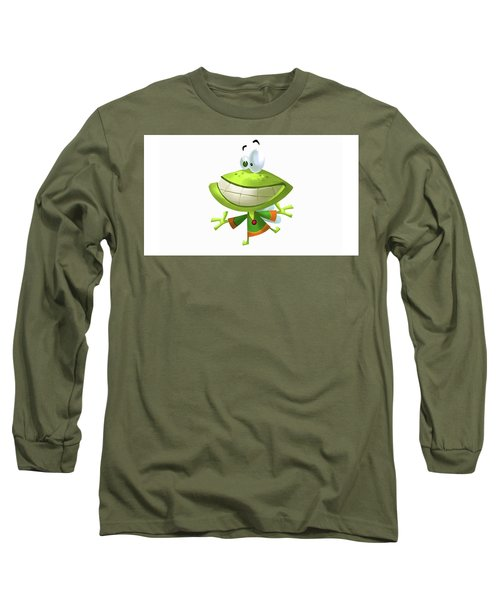 Rayman Legends Long Sleeve T-Shirt