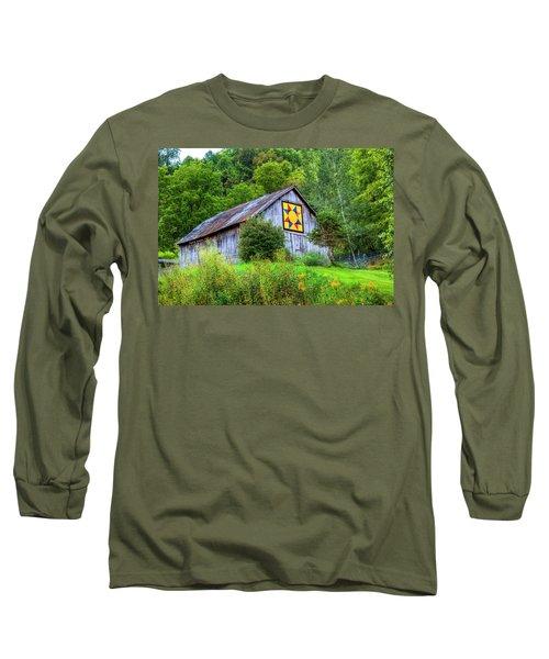 Rays Star Long Sleeve T-Shirt