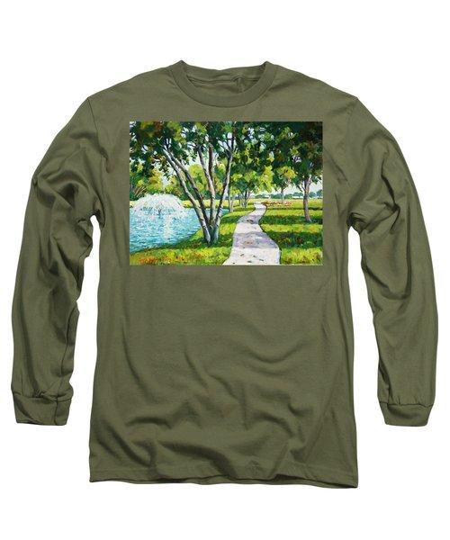 Rcc Golf Course Long Sleeve T-Shirt