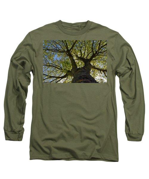Reach For The Sky Long Sleeve T-Shirt