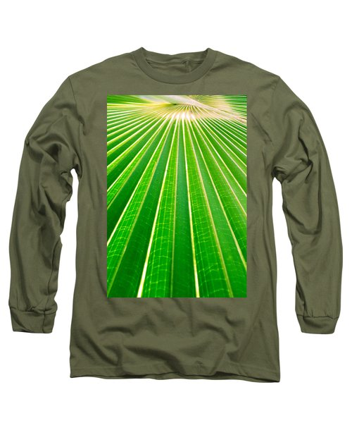 Reaching Out Long Sleeve T-Shirt by Holly Kempe