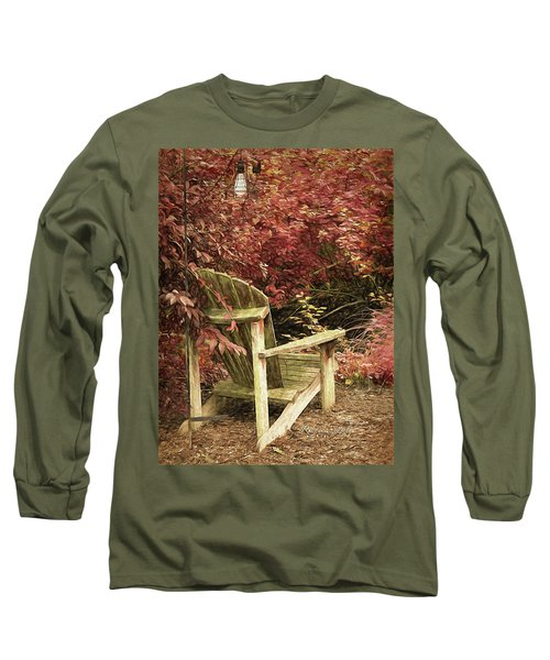 Reading Nook Long Sleeve T-Shirt