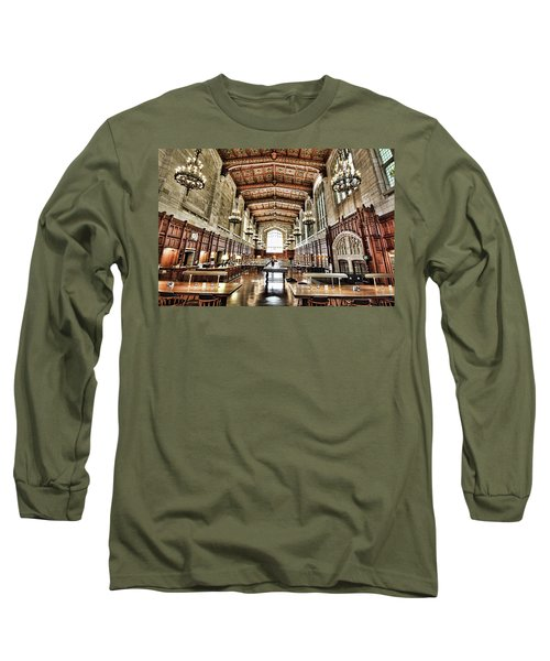 Reading Room Long Sleeve T-Shirt