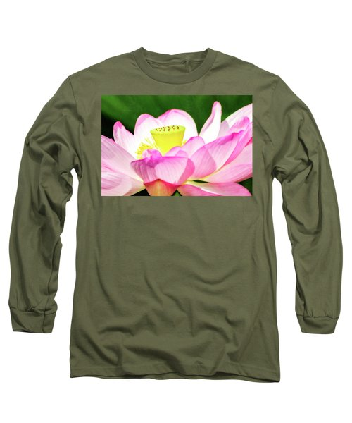 Ready For My Closeup Long Sleeve T-Shirt