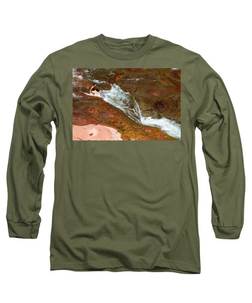 Ready For The Slide Long Sleeve T-Shirt