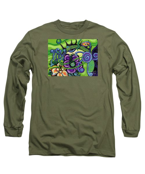 Reciprocal Liason Of The Sea II Long Sleeve T-Shirt