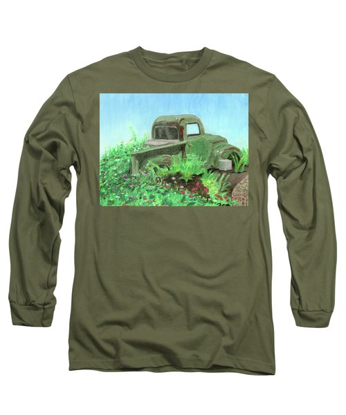 Reclaimed Long Sleeve T-Shirt