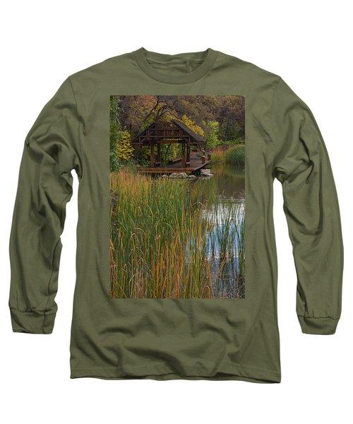 Red Butte Garden Long Sleeve T-Shirt