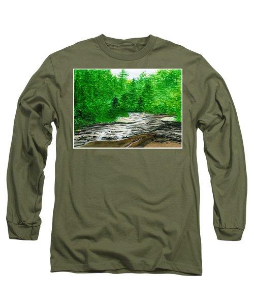 Red Creek Long Sleeve T-Shirt