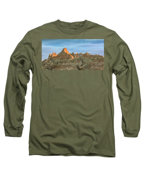 Red Faced Panorama Long Sleeve T-Shirt