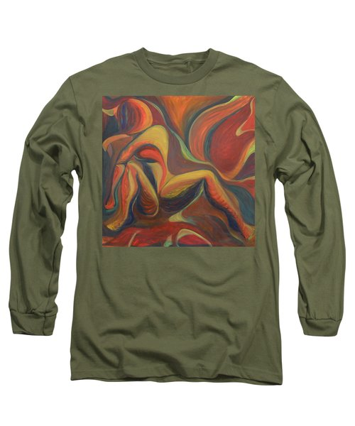 Red Venture Unknown Long Sleeve T-Shirt