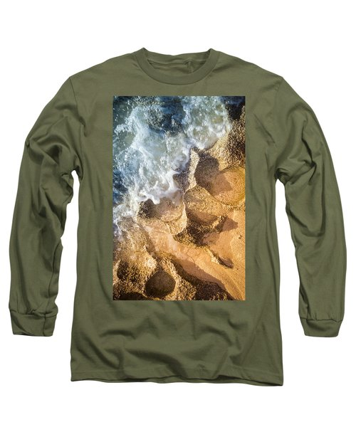 Reefy Textures Long Sleeve T-Shirt