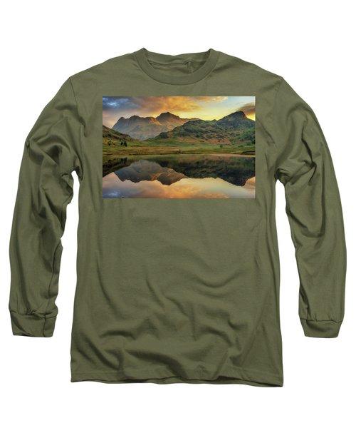 Reflected Peaks Long Sleeve T-Shirt