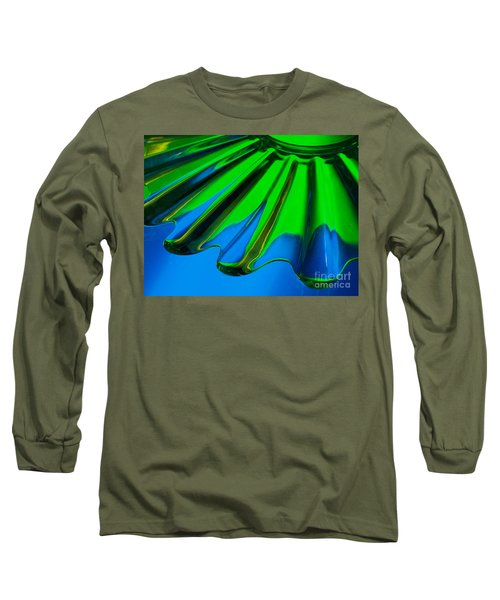 Long Sleeve T-Shirt featuring the photograph Reflected by Trena Mara