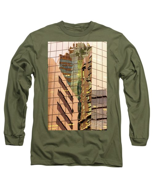 Reflecting Eagle 4 Long Sleeve T-Shirt