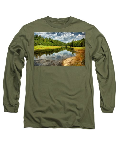 Reflection Of Nature Long Sleeve T-Shirt