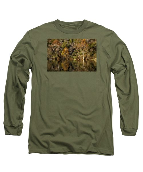 Reflections Of Autumn Long Sleeve T-Shirt