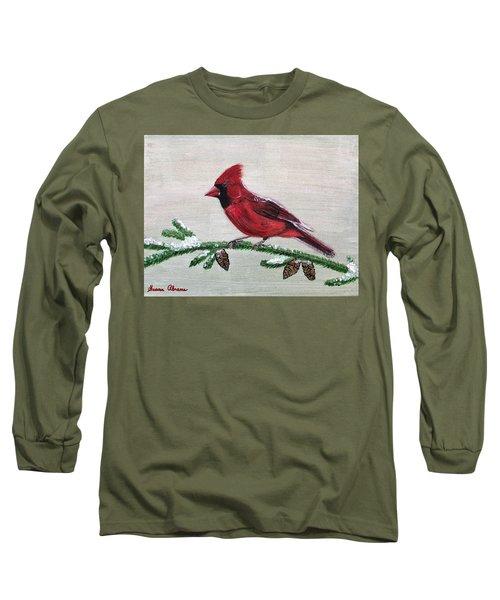 Regal Red Long Sleeve T-Shirt