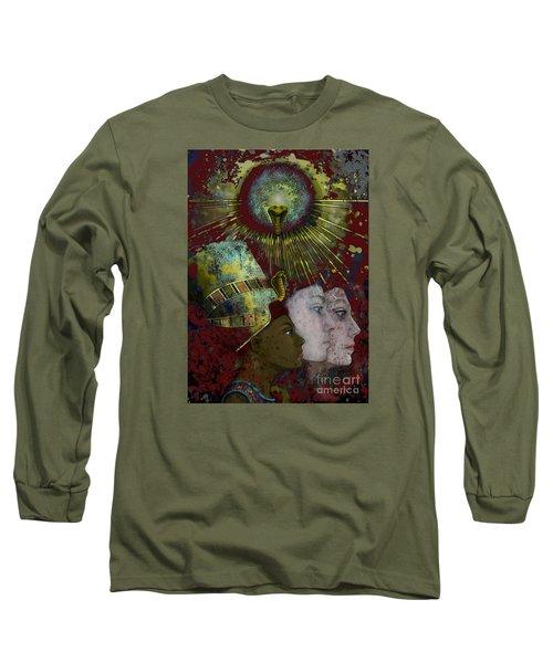 Reincarnate Long Sleeve T-Shirt by Carol Jacobs