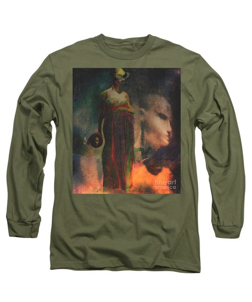 Reincarnation Long Sleeve T-Shirt by Alexis Rotella