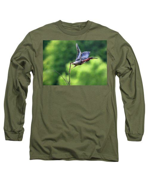 Release Point Long Sleeve T-Shirt
