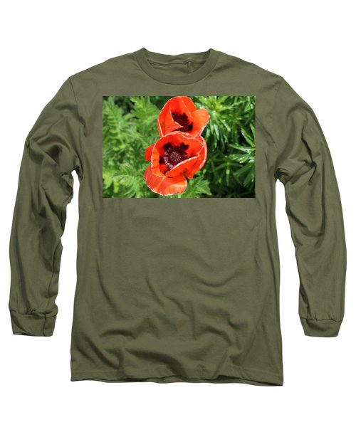 Remember Red 1 Long Sleeve T-Shirt