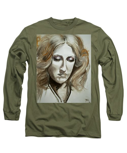 Remembering San Francisco Long Sleeve T-Shirt by Alexandria Weaselwise Busen