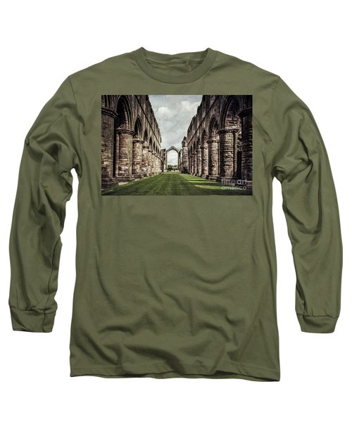 Remnants Of Beauty Long Sleeve T-Shirt